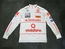 Lewis Hamilton Vodafone McLaren Mercedes F1 replica nomex shirt sz XL >VERY RARE