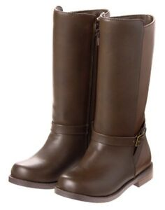 NWT Gymboree Cosmic Club Girls Brown Boots Tall Shoes 9,11,12,13