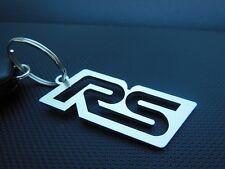 KEYRING FORD FOCUS FIESTA MONDEO RS ST RS500 SPORT MK2 MK3 MK4 SPORT GHIA 500 V6