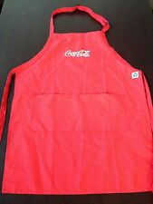 New Coca Cola RPET Barbeque Apron- Great For Gifts!