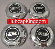 NEW 1970-1981 Chevrolet CAMARO Z28 Z-28 5-Spoke Mag Wheel Center Cap SET