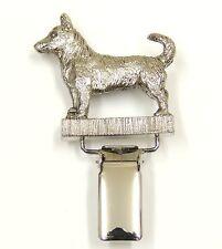 Lancashire Heeler Show Ring Clip/ Ring Number Holder