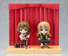 Nendoroid 110 K-ON! Yui and Tsumugi Live Stage Set Figure Good Smile Company