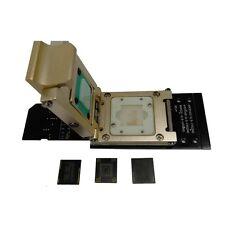 3 IN 1 eMMC153/169 eMCP162/186 eMCP221 Pogo Pin Test Socket Reader Data Recovery