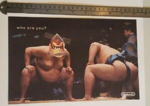 Donkey Kong RARE Print Advertisement