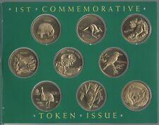 More details for 1988 ram tnt harbour link 1st commemorative token issue set   pennies2pounds