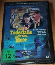 DVD Die Todesfalle unter dem Meer Filmklassiker NEU/OVP