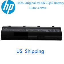 Original HP MU06 593553-001 MU09 593554-001 OEM Genuine CQ43 CQ42 Battery DM4