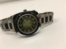 VINTAGE ORIS DIVER COMPRESSOR WATCH 70's SWISS AUTOMATIC 25 JEWELS