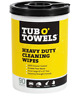 """Multi-Surface TW90 Heavy-Duty Cleaning Wipes, 90 Count Per Canister 10"""" x 12"""""""