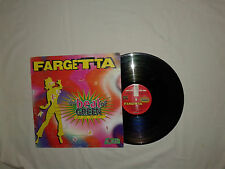"""Fargetta-The Beat Of Green(May Day - May Day) –Disco 12"""" MAXI Vinile ITALIA 1996"""
