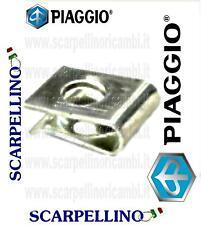 PIASTRINA PER VITI MULTIUSO PER GILERA DNA 50 cc -PLATE- PIAGGIO CM017403
