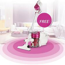 2200mAh Portable Handheld Cordless Bagless Cyclone Vacuum Cleaner & Attachments