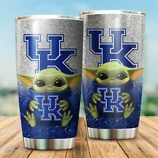 Kentucky Wildcats Yoda Tumbler Great Gift For Loved Ones And Friends