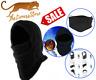 Thermal Ski Mask Fleece Hat Balaclava Full Face Neck Bike Hood Cap Winter Sport