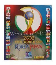 Panini WM Südkorea & Japan 2002 - 1 Album