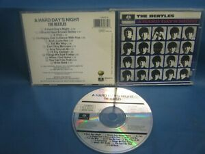 CD ALBUM THE BEATLES A HARD DAY'S NIGHT 116