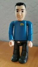 "2003 The Wiggles Rare Anthony Smiti Blue Figure 3"""