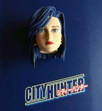 1/6 Hot Toys City Hunter Saeko Nogami Head Sculpt CMS03 **US Seller**