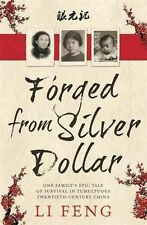 Forged from Silver Dollar by Li Feng New Paperback Book Free Shipping Aus Seller