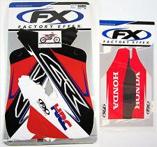 Factory Effex EVO 13 Graphics Forks Honda CR 125 250 CR125 CR250 00 01 2000 2001