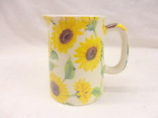 Heron Cross Pottery sunflower cream jug