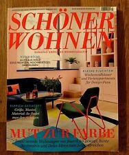 SCHÖNER WOHNEN - Ausgabe Februar 2021  Wie Neu!