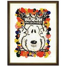 "FRAMED ""BEST IN SHOW (SNOOPY)"" by TOM EVERHART LE LITHOGRAPH! MINT FREE SHIPPING"