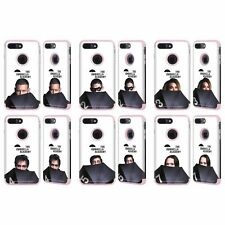 THE UMBRELLA ACADEMY POSTER LIGHT PINK GUARDIAN CASE FOR APPLE iPHONE PHONES