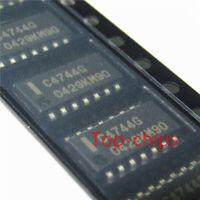 5PCS UPC4744G C4744G QUAD OPERATIONAL AMPLIFIERS SOP14
