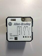NEW  Allen Bradley 700-HB32A1 General Purpose Relay. Bundle of 3 units