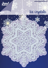Joy Crafts Die Cutting Stencil - Snowflake - Christmas - 6002/2053 - SALE