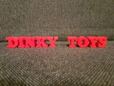 Logo Dinky Toys 16 cm