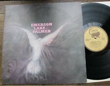 EMERSON LAKE & PALMER - Self-titled debut -  UK Manticore LP