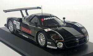 Kyosho 1/43 - 03331A Nissan R390 GT1 Pre-Qualifications Le Mans 1997 #21