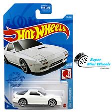 '89 Mazda Savanna RX-7 FC3S (White) Hot Wheels 2021 J Case #176
