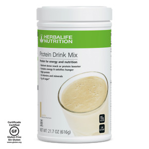 Herbalife Protein Drink Mix: All Flavors - Fast Free Shipping