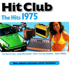 "HIT CLUB ""The Hits 1975"" CD 18 Tracks NEU & OVP Promo Sound"