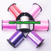 100 Metres Metallic Curling Foil Balloon Colour Ribbon Helium Wedding Birthday L