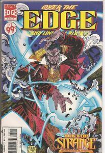 °OVER THE EDGE #2 von 10 DOCTOR STRANGE THE 7th DAGGER° US Marvel 1995