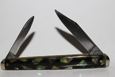 1920's Imperial in Arc 2 Blade sleevboard Pen Pocket Knife, Original