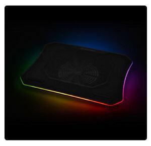 Thermaltake  Massive 20 256-color RGB LED Notebook Cooling Pad, CL-N014-PL20SW-A