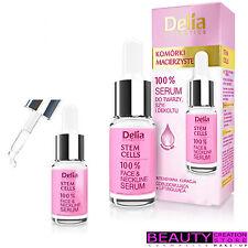 DELIA 100% Face Neckline Serum STEM CELLS Anti Wrinkle 10ml DL017