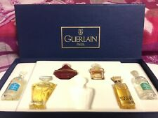 Guerlain PARFUMS Luxury GIFT SET 6 Miniatures