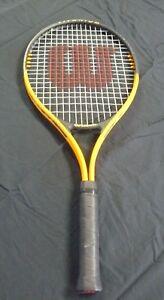 Wilson Titanium Tennis Racket