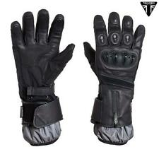 Motorcycle Gloves Winter Gore-tex Waterproof Touch Screen Triumph