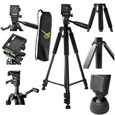 "58"" PROFESSIONAL LIGHTWEIGHT TRIPOD FOR NIKON D80 D5100 D5200 D5300 D5500 DX1"