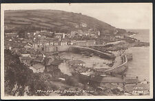 Cornwall Postcard - Mousehole, General View    DR824