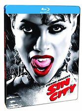 Sin City Blu-ray SteelBook NEW!!