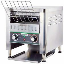 "New 15"" Electric Countertop Conveyor Toaster Oven Winco Ect-500 #9986 208/240V"